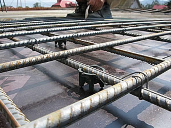 Армирование газобетонных блоков стены, проёмы, армопояс